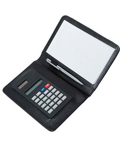 Brindes Personalizados - Bloco de Anotações com Calculadora