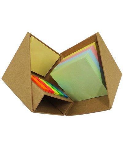 Brindes Personalizados - Bloco de Anotações Personalizado Cubo