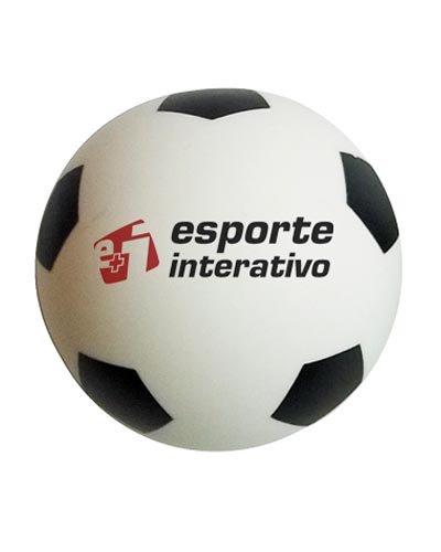 Brindes Personalizados - Bolas anti-stress Personalizada Futebol