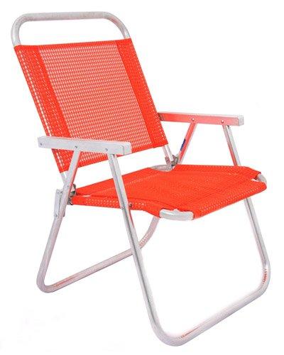 Brindes Personalizados - Cadeira de Praia Aluminio