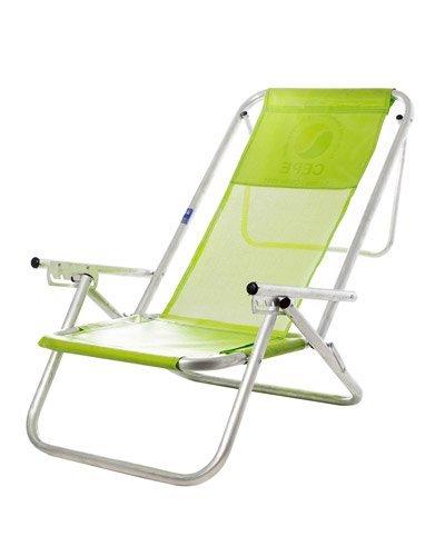 Brindes Personalizados - Cadeira Praia Reclinavel Personalizada