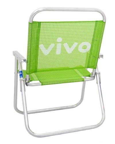 Brindes Personalizados - Cadeiras de Praia de Aluminio
