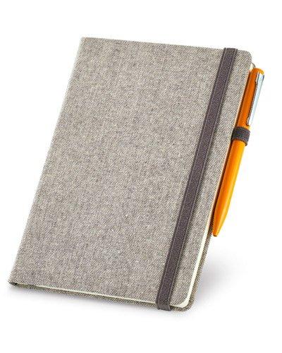 Brindes Personalizados - Caderneta Moleskine sem Pauta Personalizada