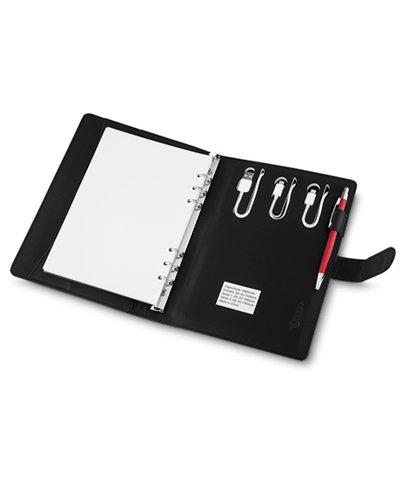 Brindes Personalizados - Caderno com Powerbank Personalizado
