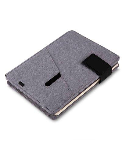 Brindes Personalizados - Caderno Executivo com Powerbank Personalizado