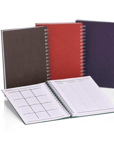 Brindes Personalizados - Caderno Executivo