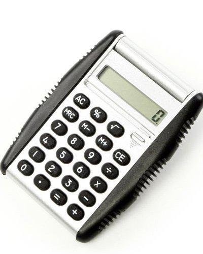Brindes Personalizados - Calculadora com Detalhes em Borracha
