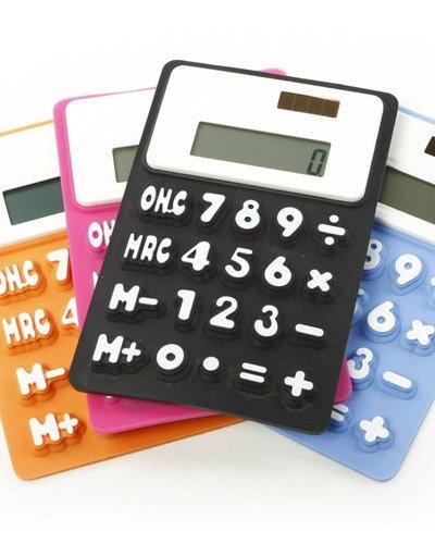 Brindes Personalizados - Calculadora Flexivel Personalizada