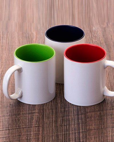 Brindes Personalizados - Caneca de Ceramica Personalizada
