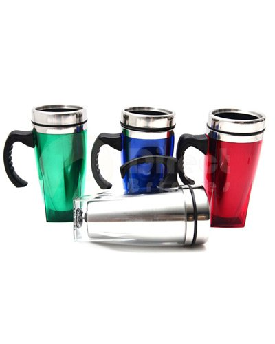 Brindes Personalizados - Canecas em Aluminio Promocional