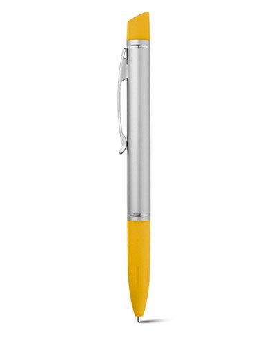 Brindes Personalizados - Canetas Esferográfica em Alumínio para Brindes