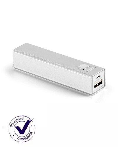 Brindes Personalizados - Carregador de Bateria Celular Personalizado