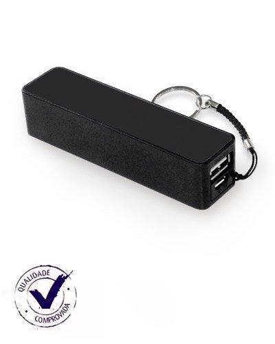 Brindes Personalizados - Carregador Portátil USB Personalizado