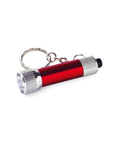 Brindes Personalizados - Chaveiro com Lanterna Led para Brindes