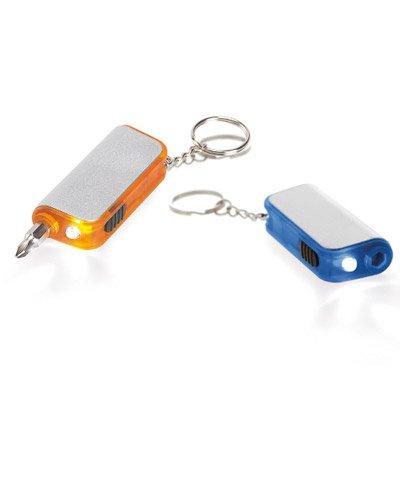 Brindes Personalizados - Chaveiro com Lanterna para Brindes