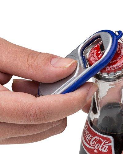 Brindes Personalizados - Chaveiro Lanterna Led em Alumínio Personalizado