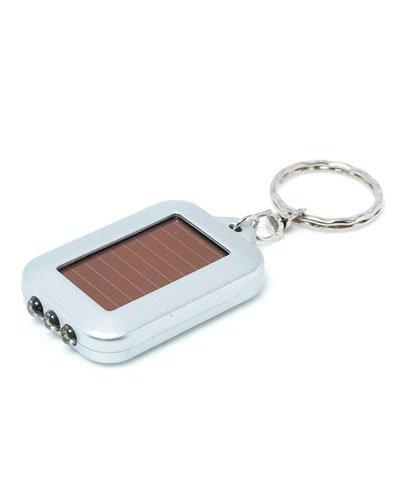 Brindes Personalizados - Chaveiro Solar com Lanterna Personalizado