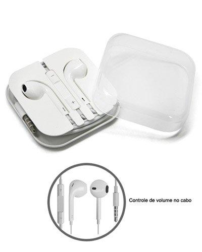 Brindes Personalizados - Fone de ouvido Personalizado para Celular