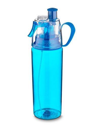 Brindes Personalizados - Garrafa Plástica com Spray Personalizado