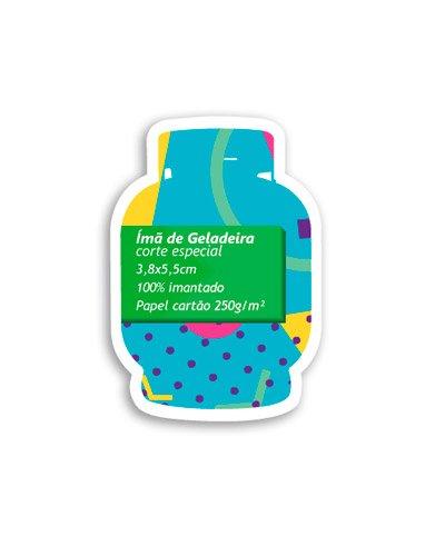 Brindes Personalizados - Imã de Geladeira Personalizado