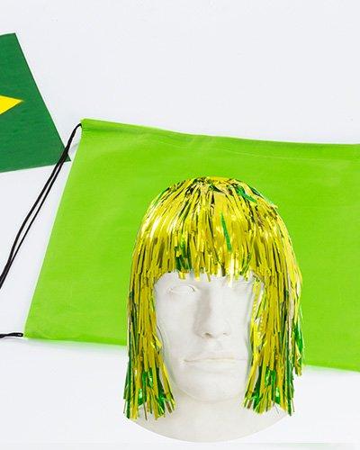 Brindes Personalizados - Kit Torcedor do Brasil Personalizado