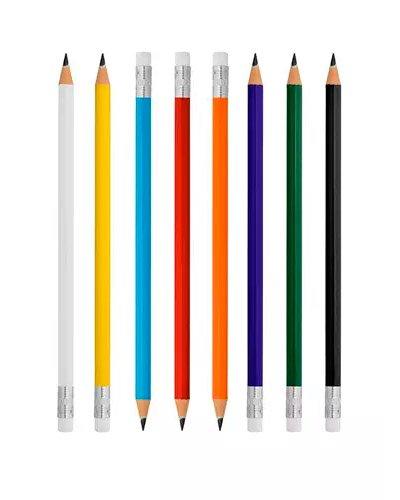 Brindes Personalizados - Lápis com Borracha Promocional