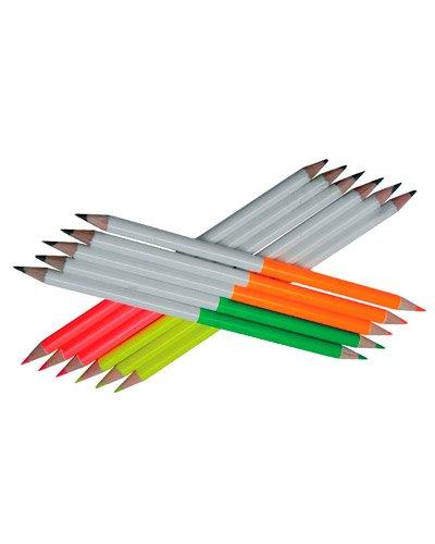 Brindes Personalizados - Lápis Marcador de Madeira