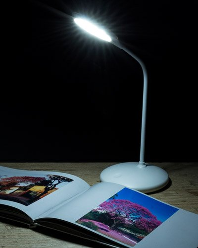 Brindes Personalizados - Luminária de Mesa Personalizada