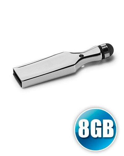 Brindes Personalizados - Micro Pen drive 8GB Personalizado