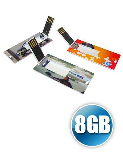 Brindes Personalizados - Pen card 8GB