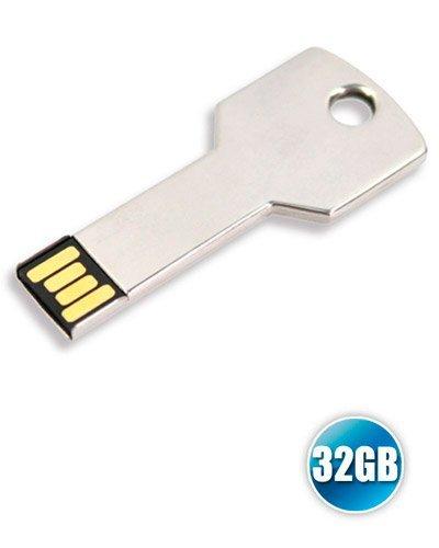 Brindes Personalizados - Pen drive 32gb Chave Personalizado
