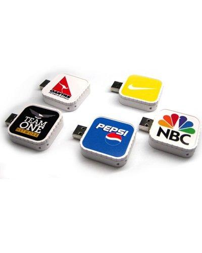 Brindes Personalizados - Pen Drive 4GB para Brinde Promocional
