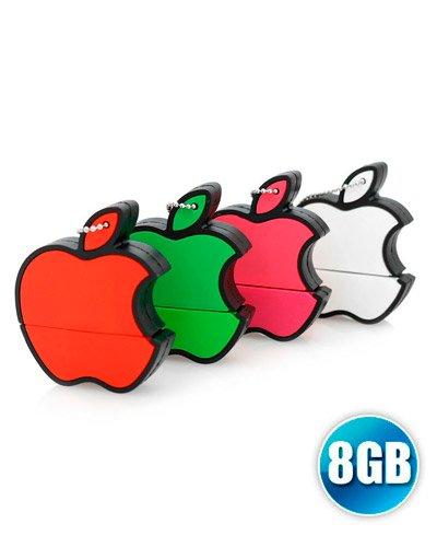 Brindes Personalizados - Pen drive Emborrachado 8GB