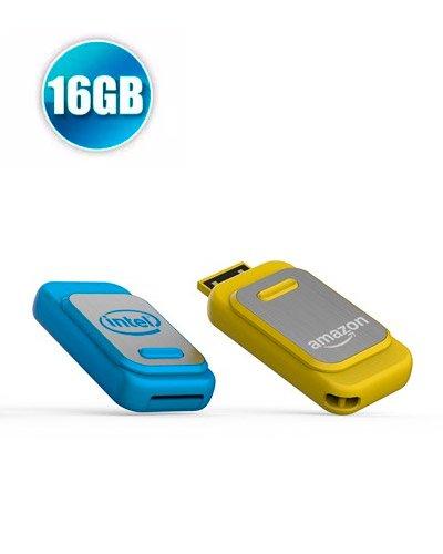 Brindes Personalizados - Pen Drive Promocional 16GB