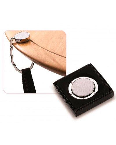 Brindes Personalizados - Porta Bolsa de metal Personalizado