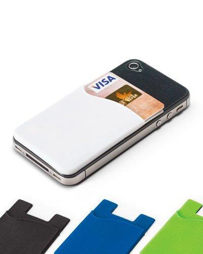 Brindes Personalizados - Porta Cartões para Celular Personalizado