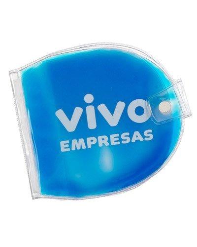 Brindes Personalizados - Porta CD em gel Personalizado