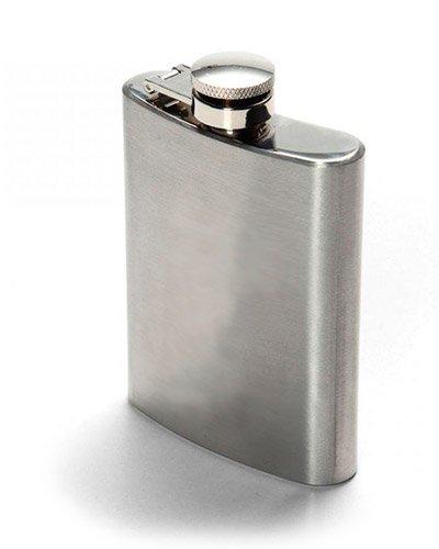 Brindes Personalizados - Porta Whisky de bolso Personalizado