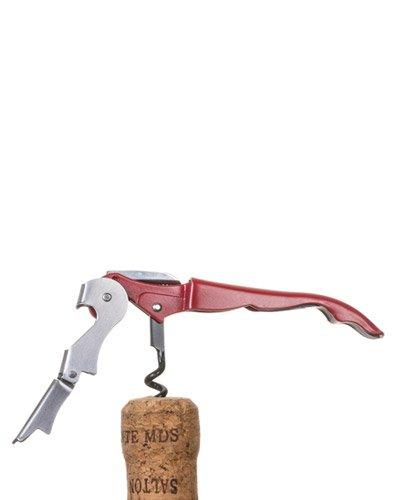 Brindes Personalizados - Saca Rolhas Personalizado com Abridor e Canivete