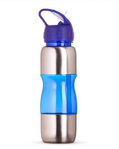 Brindes Personalizados - Squeeze Aluminio Personalizado Promocional