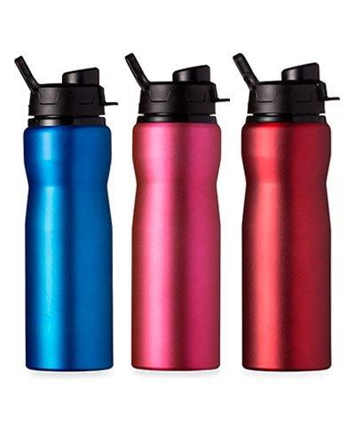 Brindes Personalizados - Squeeze de Aluminio para Personalizar