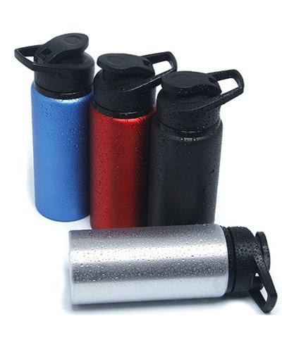 Brindes Personalizados - Squeeze de Alumínio Personalizado