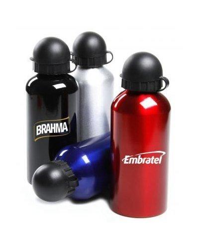 Brindes Personalizados - Squeeze de Metal Personalizado