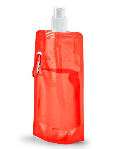 Brindes Personalizados - Squeeze de Plástico Dobrável
