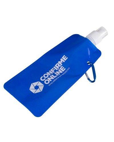 Brindes Personalizados - Squeeze Flexível Personalizado
