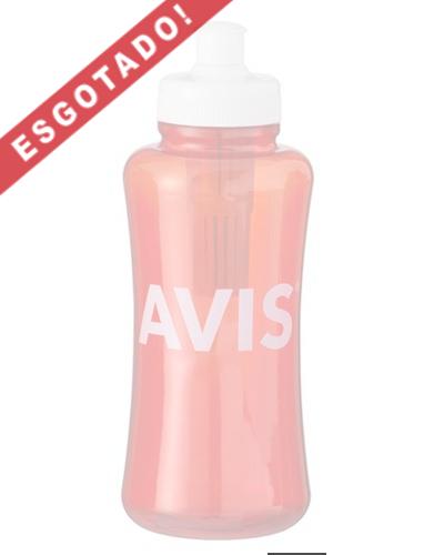 Brindes Personalizados - Squeeze Plástico com Filtro Personalizado