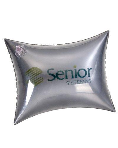 Brindes Personalizados - Travesseiro inflável Personalizado